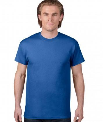 tricou-unisex-bumbac-Anvil-albastru-royal