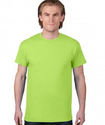 tricou-unisex-bumbac-Anvil-verde-lime