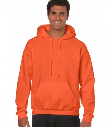 hanorac-gluga-adulti-orange-portocaliu