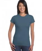 tricou-femei-bumbac-albastru-denim