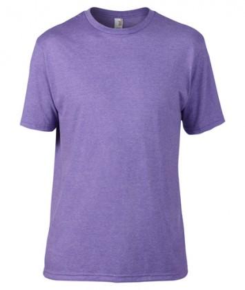 tricou-barbati-bumbac-Anvil-Heather-Purple