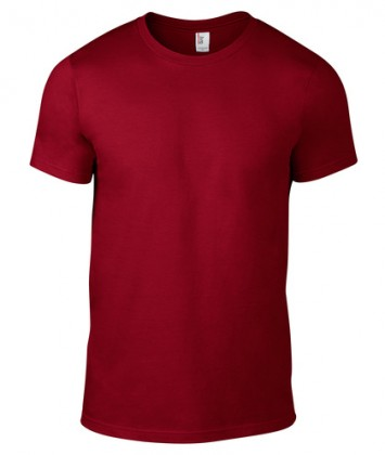 tricou-barbati-bumbac-Anvil-Independence-Red