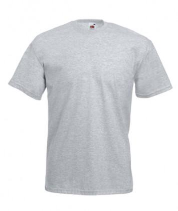 tricouri-unisex-fruit-of-the-loom-gri-heather