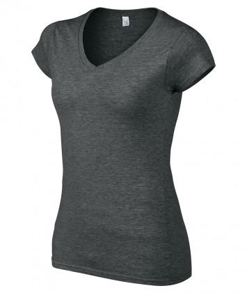tricouri-femei-anchior-heather-dark-gri