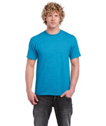 tricou-barbati-gildan-heavy-cotton-albastru-heather-sapphire