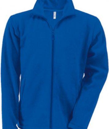 bluza-unisex-cu-fermoar-falco-kariban-albastru-royal