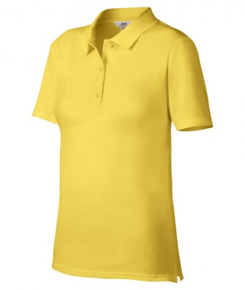 tricou-polo-femei-galben-lemon-anvil