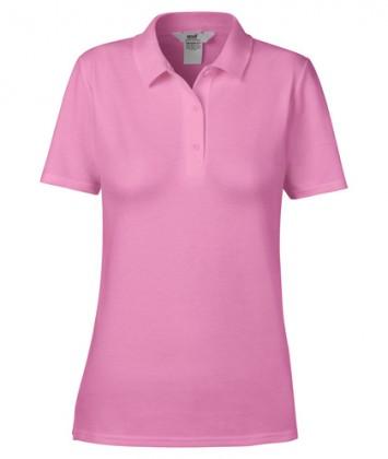 tricou-polo-femei-roz-azalea-anvil