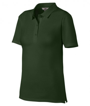 tricou-polo-femei-verde-forest-anvil