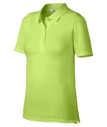 tricou-polo-femei-verde-lime-anvil